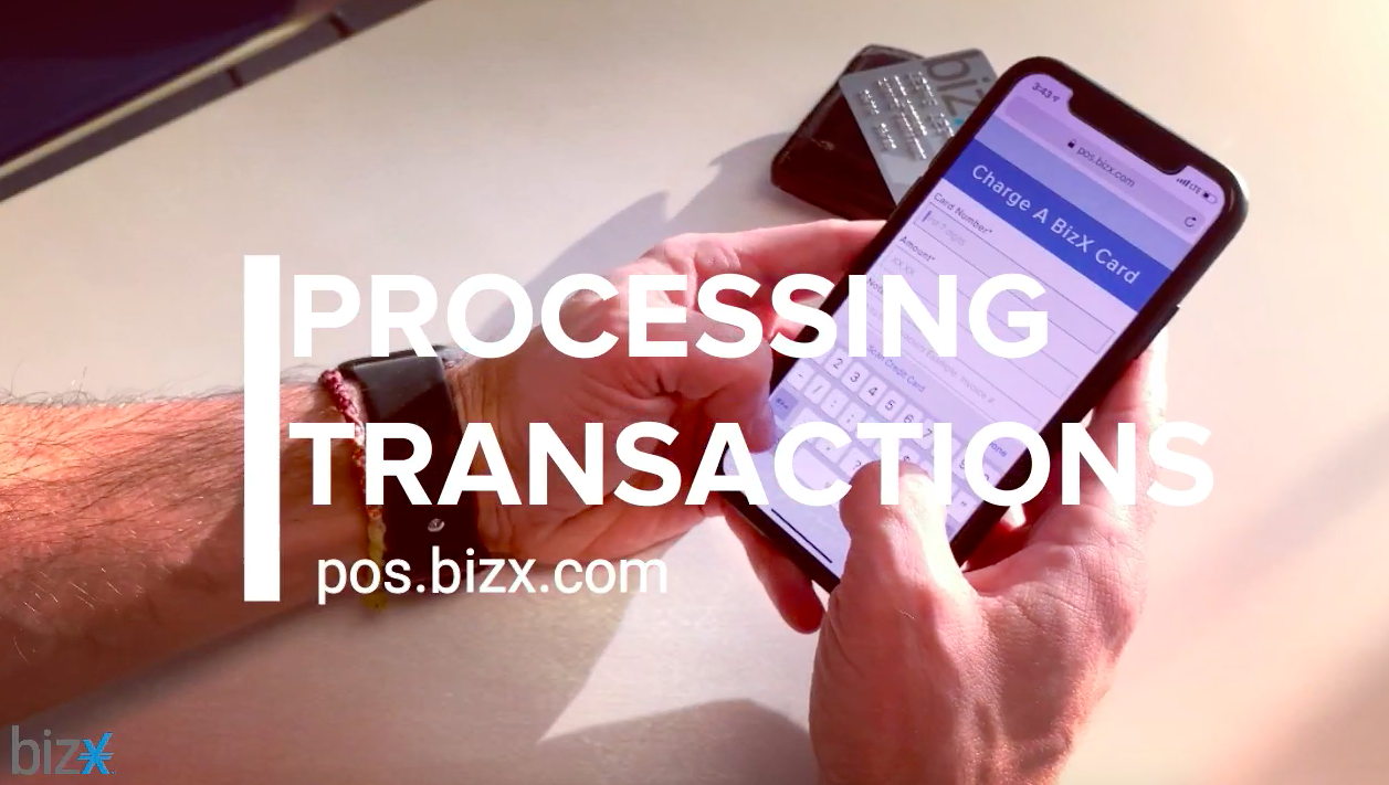 How To Process Transactions