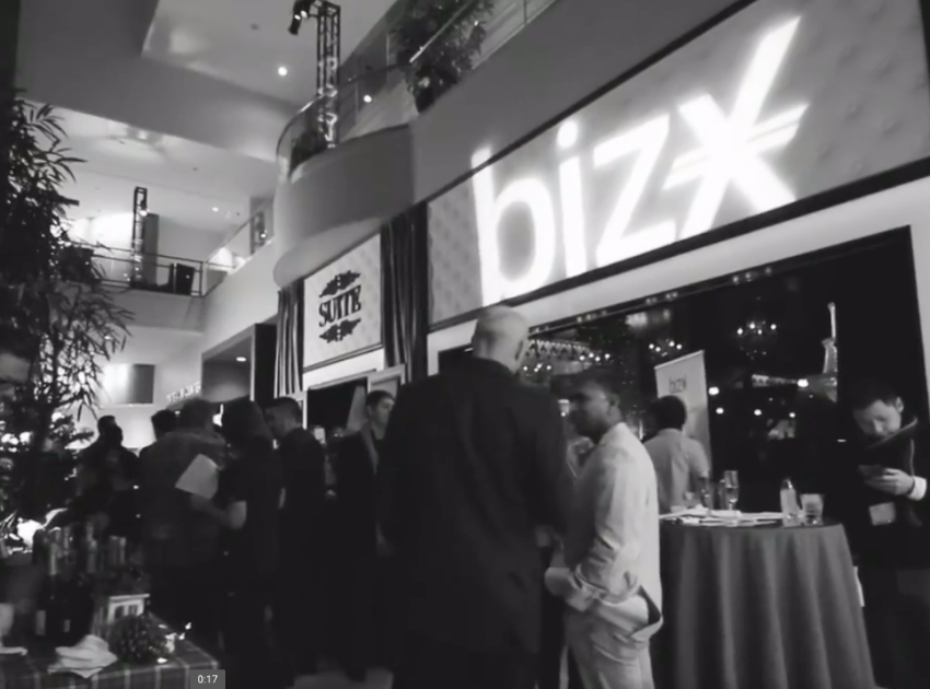 BizX Holiday Party (2016)
